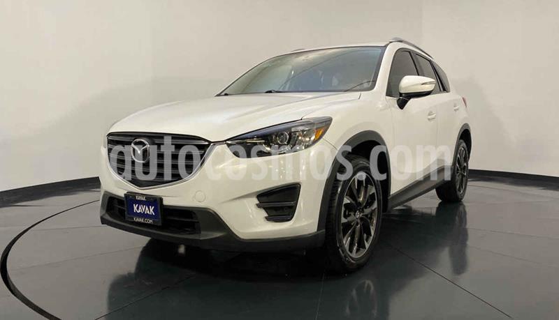 Mazda CX-5 2.0L i Grand Touring usado (2015) color Blanco precio $297,999