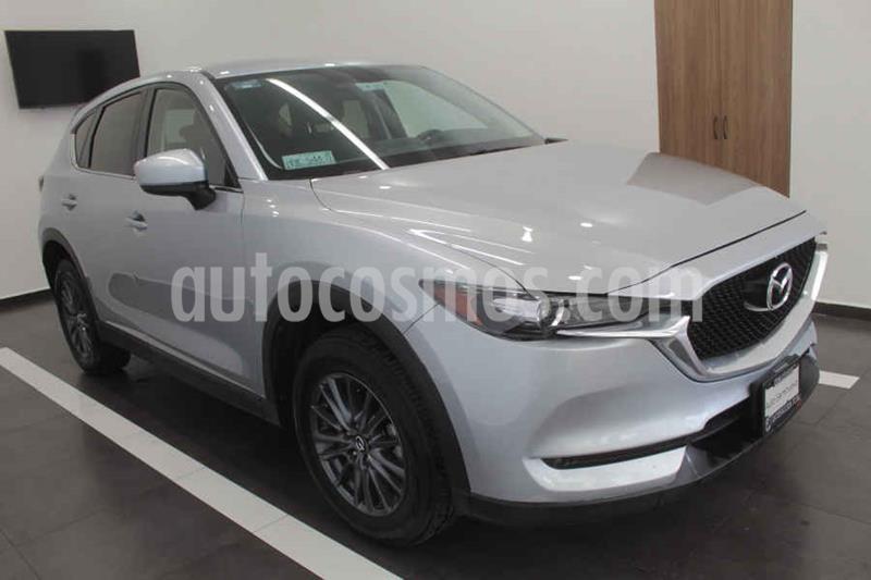 Mazda CX-5 2.0L i Sport usado (2018) color Plata precio $310,000