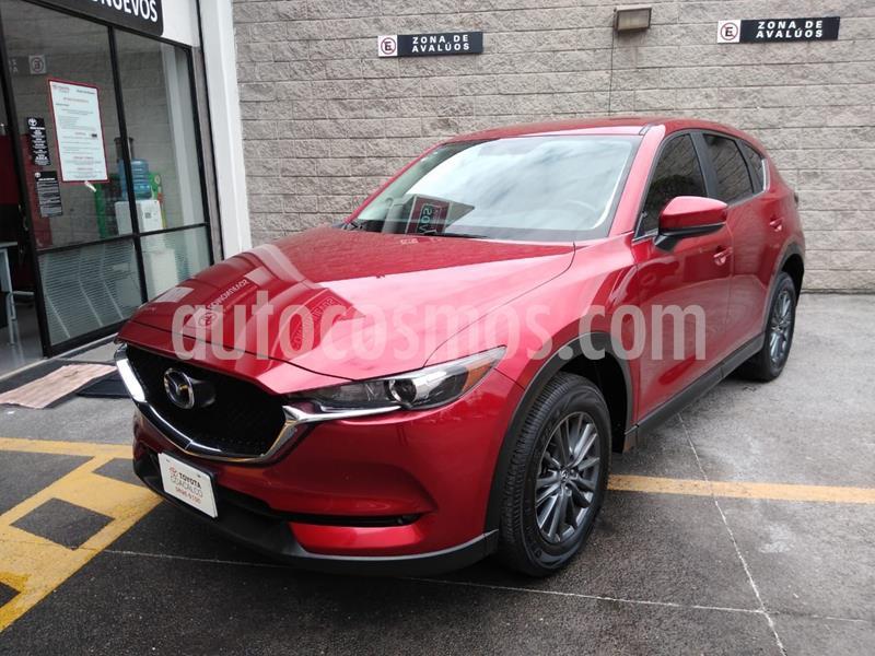 Mazda CX-5 2.0L i Sport usado (2019) color Rojo precio $340,000