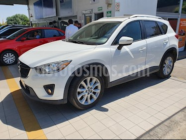 Mazda CX-5 2.5L S Grand Touring 4x2 usado (2015) color Blanco Cristal precio $249,900