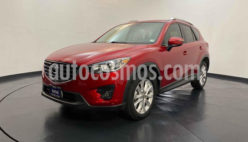 Mazda CX-5 2.0L i Grand Touring usado (2017) color Rojo precio $327,999