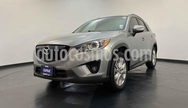 Mazda CX-5 2.5L S Grand Touring 4x2 usado (2015) color Gris precio $279,999