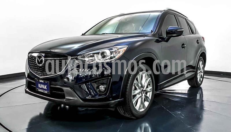 Mazda CX-5 2.0L i Grand Touring usado (2015) color Negro precio $254,999