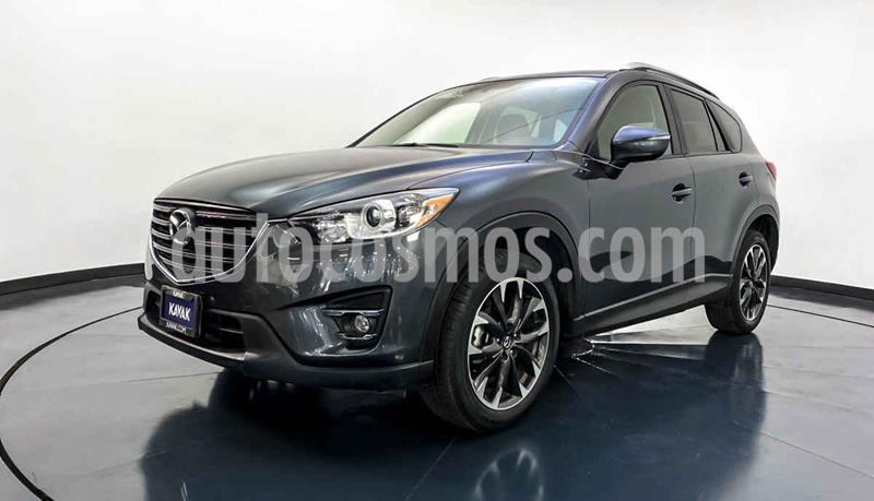 Mazda CX-5 2.0L i Grand Touring usado (2015) color Negro precio $287,999