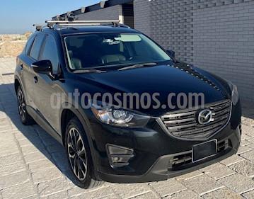 Mazda CX-5 2.5L S Grand Touring 4x2 usado (2016) color Negro precio $245,000
