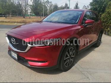 Mazda CX-5 2.5L S Grand Touring usado (2018) color Rojo precio $377,000