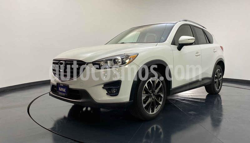 Mazda CX-5 2.0L i Grand Touring usado (2016) color Blanco precio $287,999