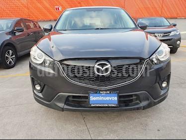 foto Mazda CX-5 2.0L iSport usado (2015) color Gris precio $209,000