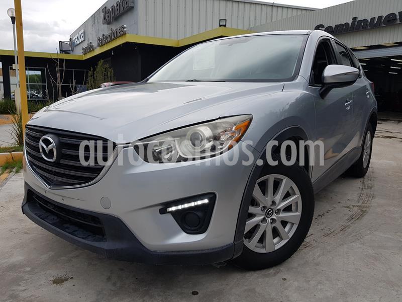 Mazda CX-5 2.0L i usado (2016) color Plata Sonic precio $215,000