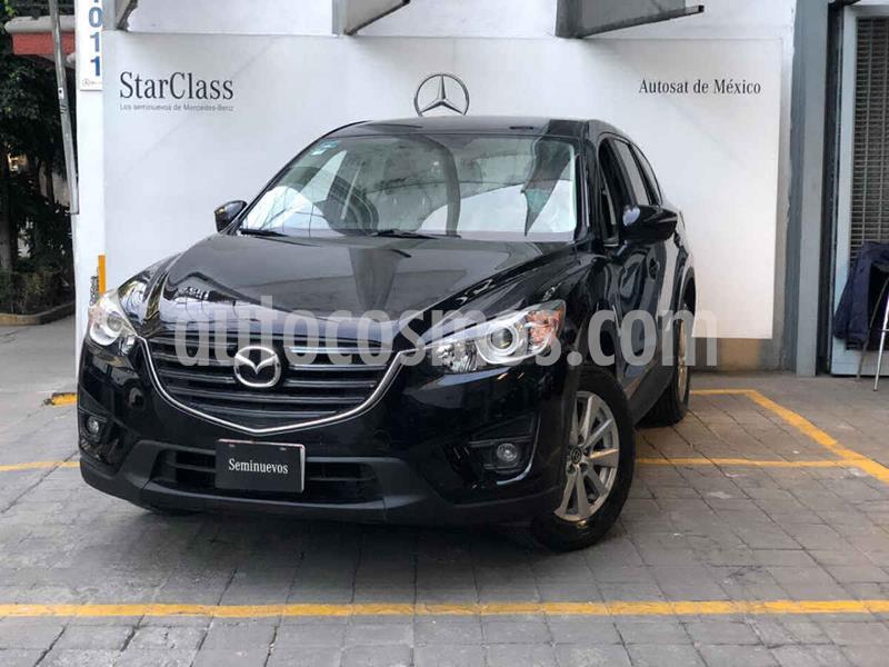 Mazda CX-5 2.0L i Sport usado (2016) color Negro precio $260,000