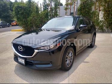 Mazda CX-5 2.0L i Sport usado (2019) color Negro precio $397,000