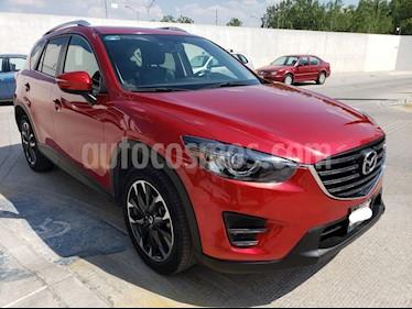 Mazda CX-5 2.5L S Grand Touring usado (2016) color Rojo precio $265,000
