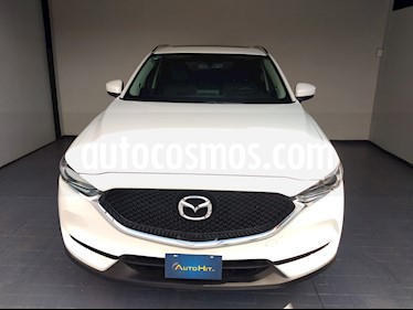 Mazda CX-5 2.5L S Grand Touring 4x2 usado (2019) color Blanco precio $476,800