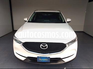 foto Mazda CX-5 2.5L S Grand Touring 4x2 usado (2019) color Blanco precio $476,800