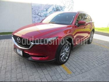 Mazda CX-5 2.5L S Grand Touring usado (2019) color Rojo precio $455,000