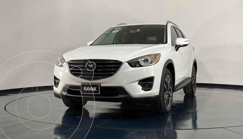 Foto Mazda CX-5 2.0L i Grand Touring usado (2016) color Blanco precio $307,999