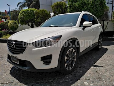 Mazda CX-5 GRAND TOURING S L4/2.5 AUT usado (2016) color Blanco precio $290,000