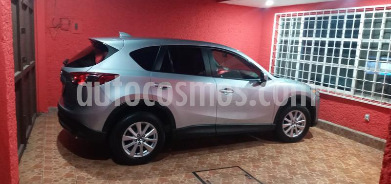 Mazda CX-5 2.0L iSport usado (2016) color Plata precio $255,000