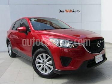 Mazda CX-5 2.0L i Sport usado (2015) color Rojo precio $225,000
