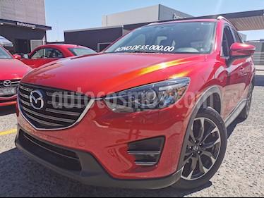 Mazda CX-5 2.5L S Grand Touring usado (2017) color Rojo precio $330,000