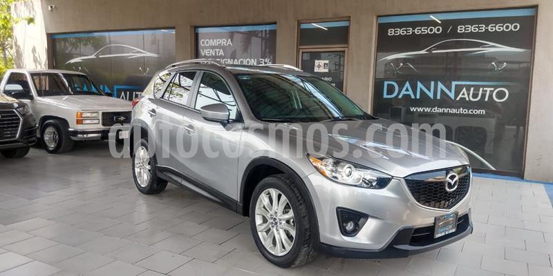 Mazda CX-5 2.0L i Grand Touring usado (2013) color Gris Oscuro precio $229,000