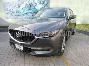 Mazda CX-5 2.5L S Grand Touring 4x2 usado (2019) color Gris precio $469,000