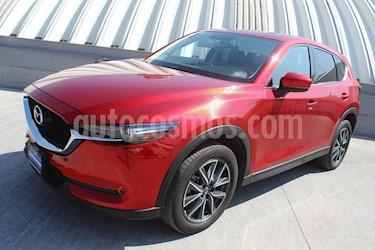 Mazda CX-5 2.0L i Grand Touring usado (2018) color Rojo precio $350,000