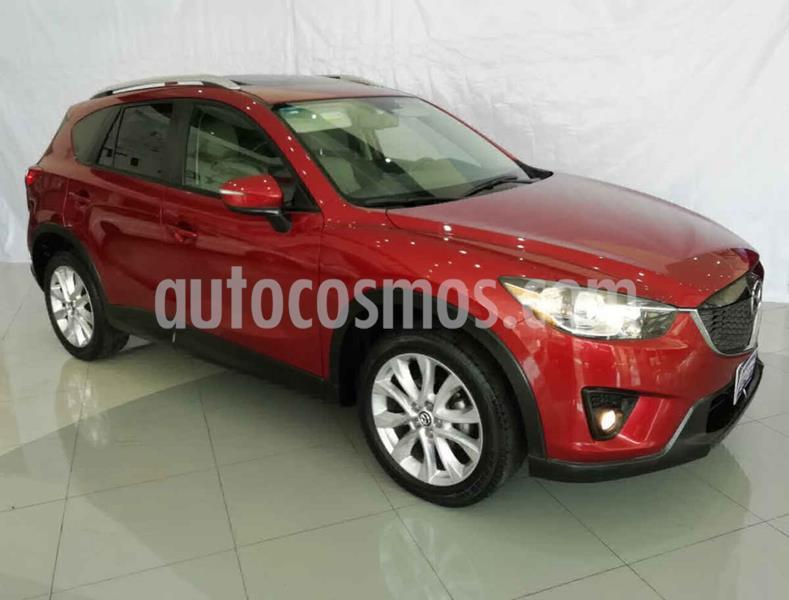Mazda CX-5 2.0L i Grand Touring usado (2015) color Rojo precio $245,000