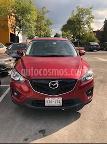 Mazda CX-5 2.5L S Grand Touring 4x2 usado (2014) color Rojo precio $202,000