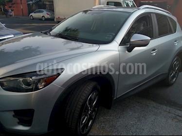Mazda CX-5 2.0L i Grand Touring usado (2016) color Plata precio $270,000
