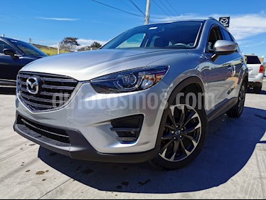 Mazda CX-5 2.5L S Grand Touring 4x2 usado (2016) color Plata Sonic precio $295,000