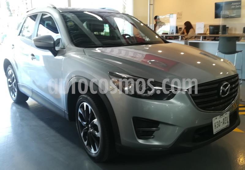 Mazda CX-5 2.5L S Grand Touring 4x2 usado (2016) color Gris Meteoro precio $275,000