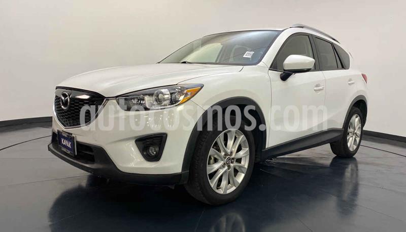Mazda CX-5 2.0L i Grand Touring usado (2015) color Blanco precio $244,999