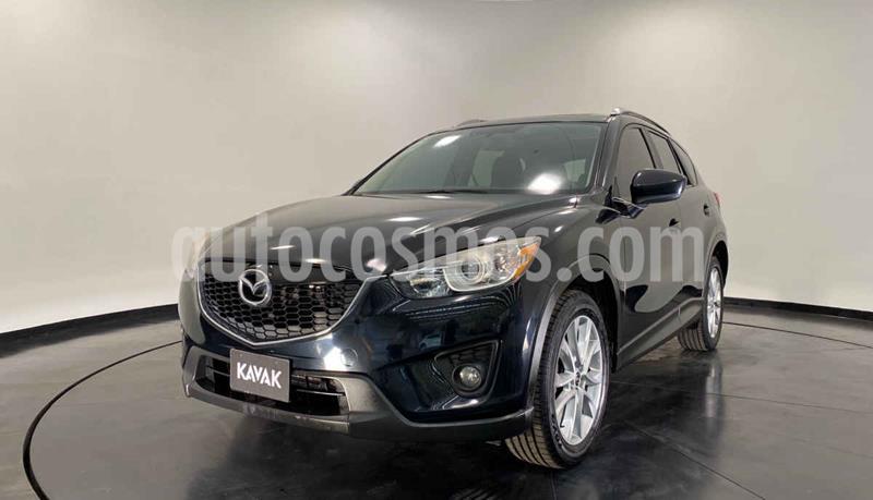 Mazda CX-5 2.0L i Grand Touring usado (2015) color Negro precio $262,999