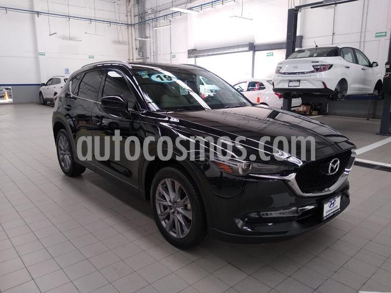 Mazda CX-5 2.5L T Signature usado (2019) color Negro precio $490,000