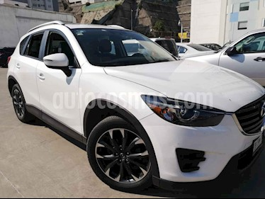 foto Mazda CX-5 2.5L S Grand Touring 4x2 usado (2016) color Blanco precio $285,000