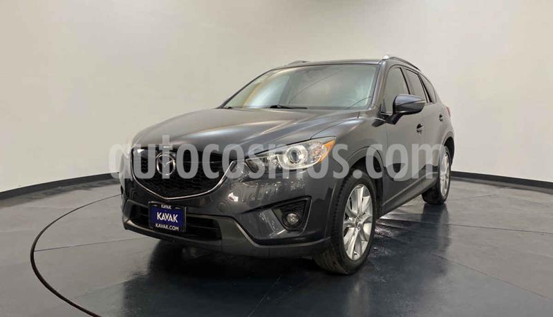 Mazda CX-5 2.5L S Grand Touring 4x2 usado (2015) color Gris precio $267,999