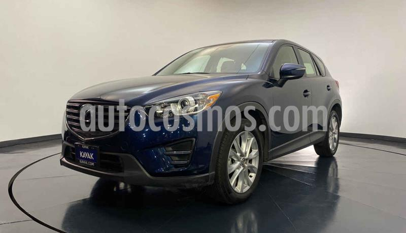 Mazda CX-5 2.0L i usado (2016) color Azul precio $269,999