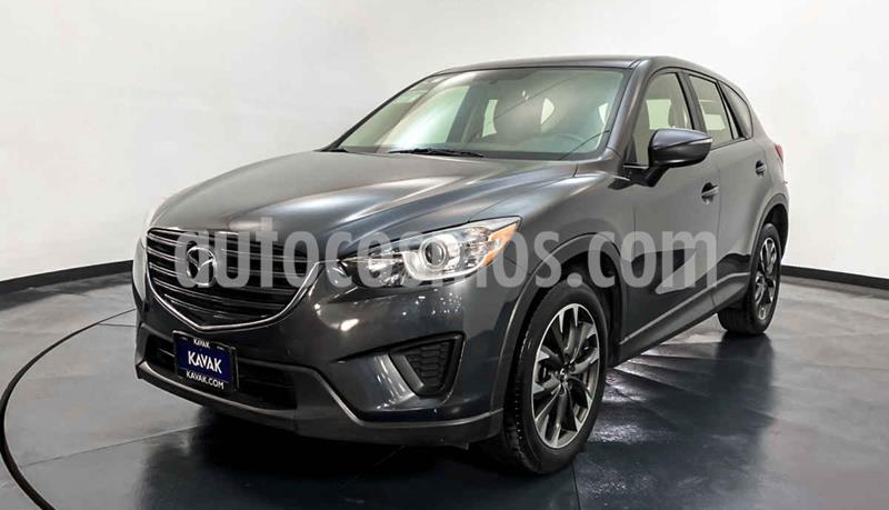 Mazda CX-5 2.0L i usado (2016) color Negro precio $264,999