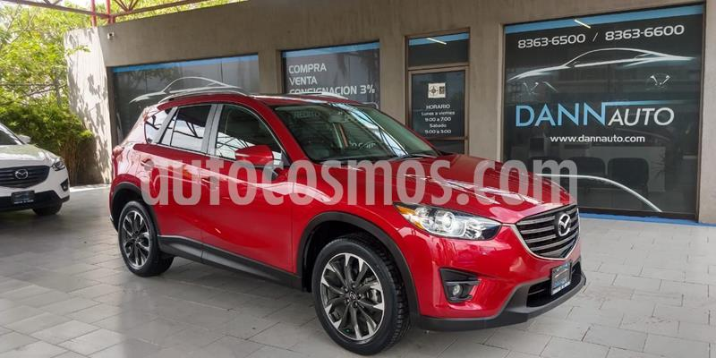 Mazda CX-5 2.0L i Grand Touring usado (2016) color Rojo precio $279,000