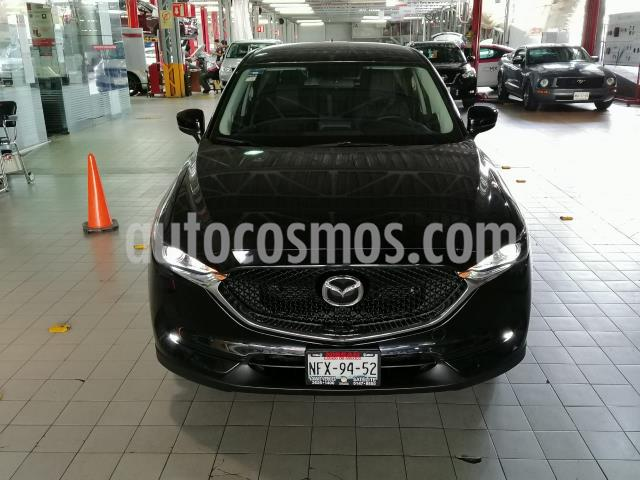 Mazda CX-5 5P I SPORT 2.0L TA F. NIEBLA RA-17 usado (2018) color Negro precio $329,900