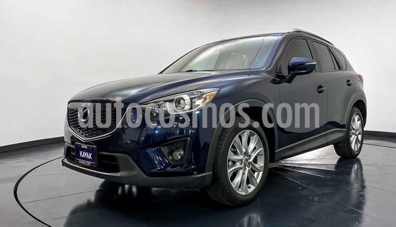 Mazda CX-5 2.5L S Grand Touring 4x2 usado (2015) color Azul precio $264,999