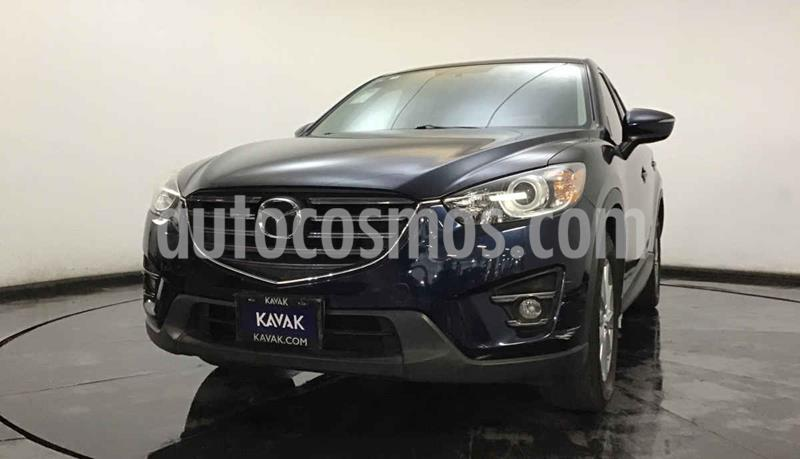 Mazda CX-5 2.0L i Grand Touring usado (2016) color Azul precio $277,999