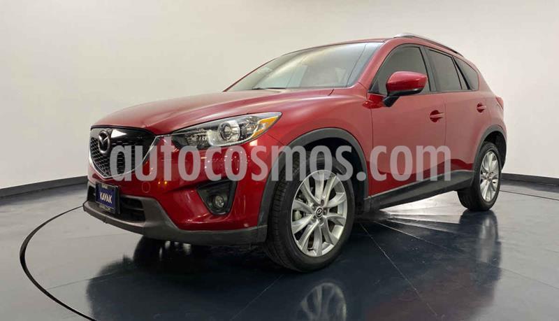 Mazda CX-5 2.5L S Grand Touring 4x2 usado (2014) color Rojo precio $242,999