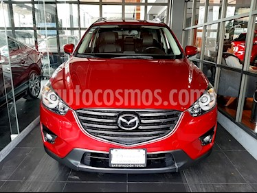 Mazda CX-5 i Grand Touring  usado (2016) color Rojo precio $269,000