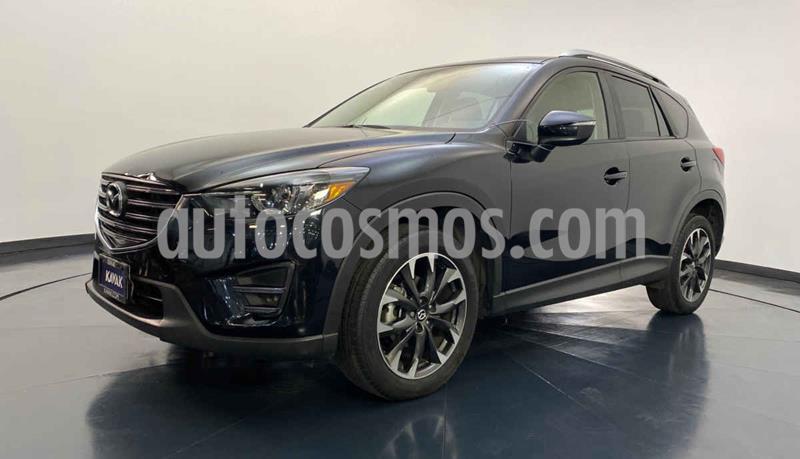 Mazda CX-5 2.0L i Grand Touring usado (2015) color Negro precio $297,999