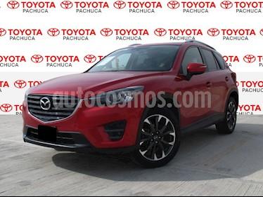 Mazda CX-5 2.5L S Grand Touring usado (2016) color Rojo precio $310,000