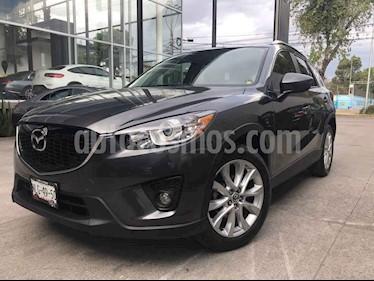 Mazda CX-5 2.0L i Grand Touring usado (2015) color Negro precio $239,000
