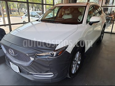 Mazda CX-5 2.5L S Grand Touring usado (2019) color Blanco precio $413,000