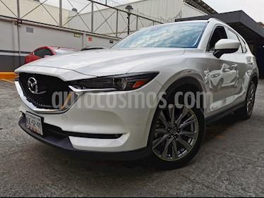 Mazda CX-5 2.5L T Signature usado (2019) color Blanco Cristal precio $455,000